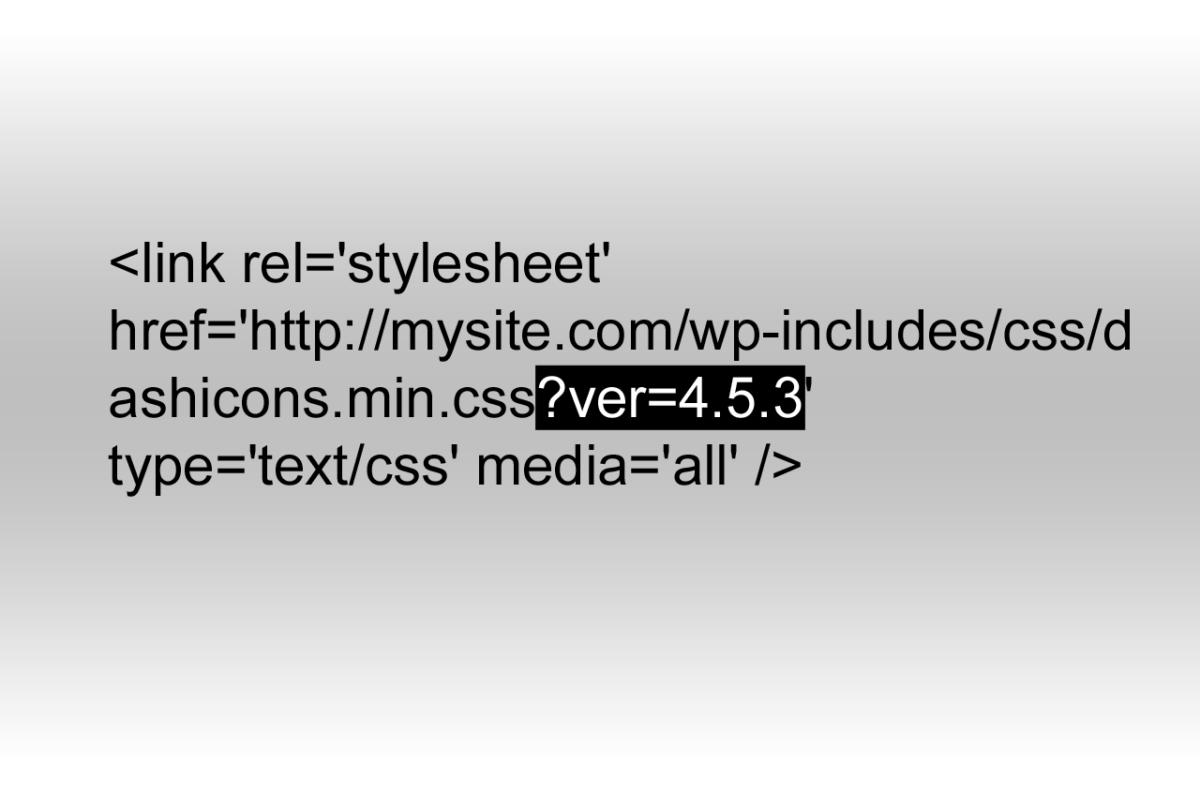 Що за тег style.css?ver=1.2.4